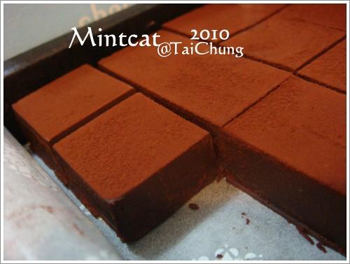 2010年的生日禮物補記錄Chochoco巧克力 @ 台中
