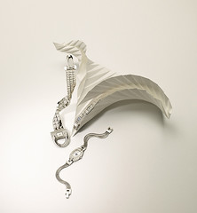 Origami création - Didier Boursin - Visuel Figaro