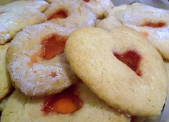 Hearts of Glass (jazzijava) Tags: food cookies recipe dessert baking lemon december candy photos sweet stainedglass blogger gifts homemade snack blogged sour tart potluck windowpane jollyranchers whatsmellssogood