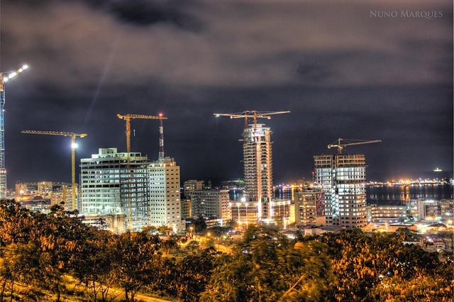 Luanda, Angola HDR