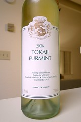 2006 Gróf Degenfeld Tokaji Furmint