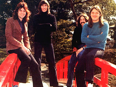 Pink Floyd in Japan (grce) Tags: musician music japan pinkfloyd 1970s richardwright rogerwaters progressiverock nickmason davidgilmour psychedelicrock englishrockband