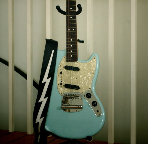 Henry Dowling Fender Mustang