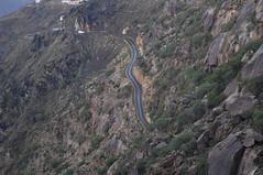 Road (Riyadh AlGhamdi  ) Tags: road white mountain mountains car rio top riyadh             alghamdi  ghamdi