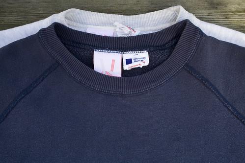Sweatshirts, 2001
