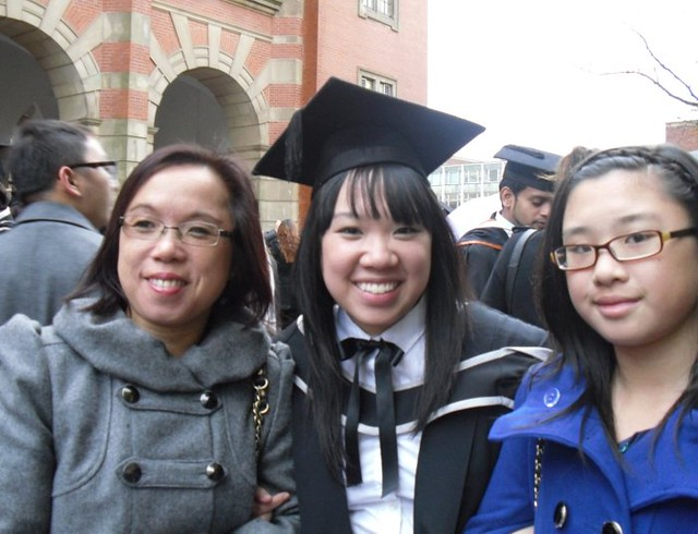 Mom, Me and Becky