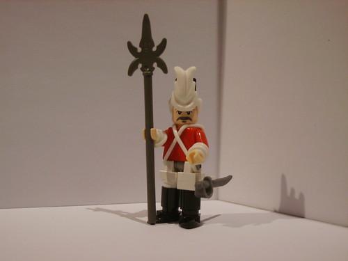 British Grenadier Sergeant
