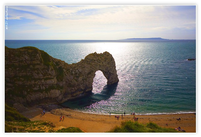 Durdle Door - Best view