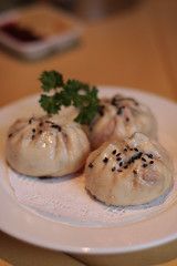 China Pavilion - fried dumplings