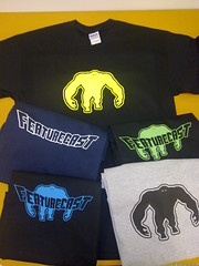 Featurecast T-shirts