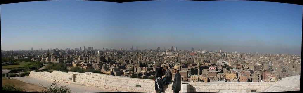 Cairo pano