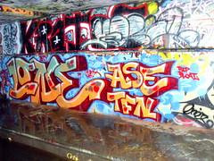 Lone (@ll_by_myself) Tags: art graffiti richmond ase tfn