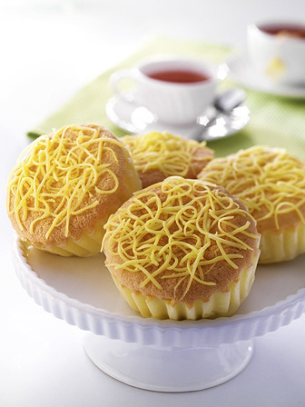 Cheesy Mamon