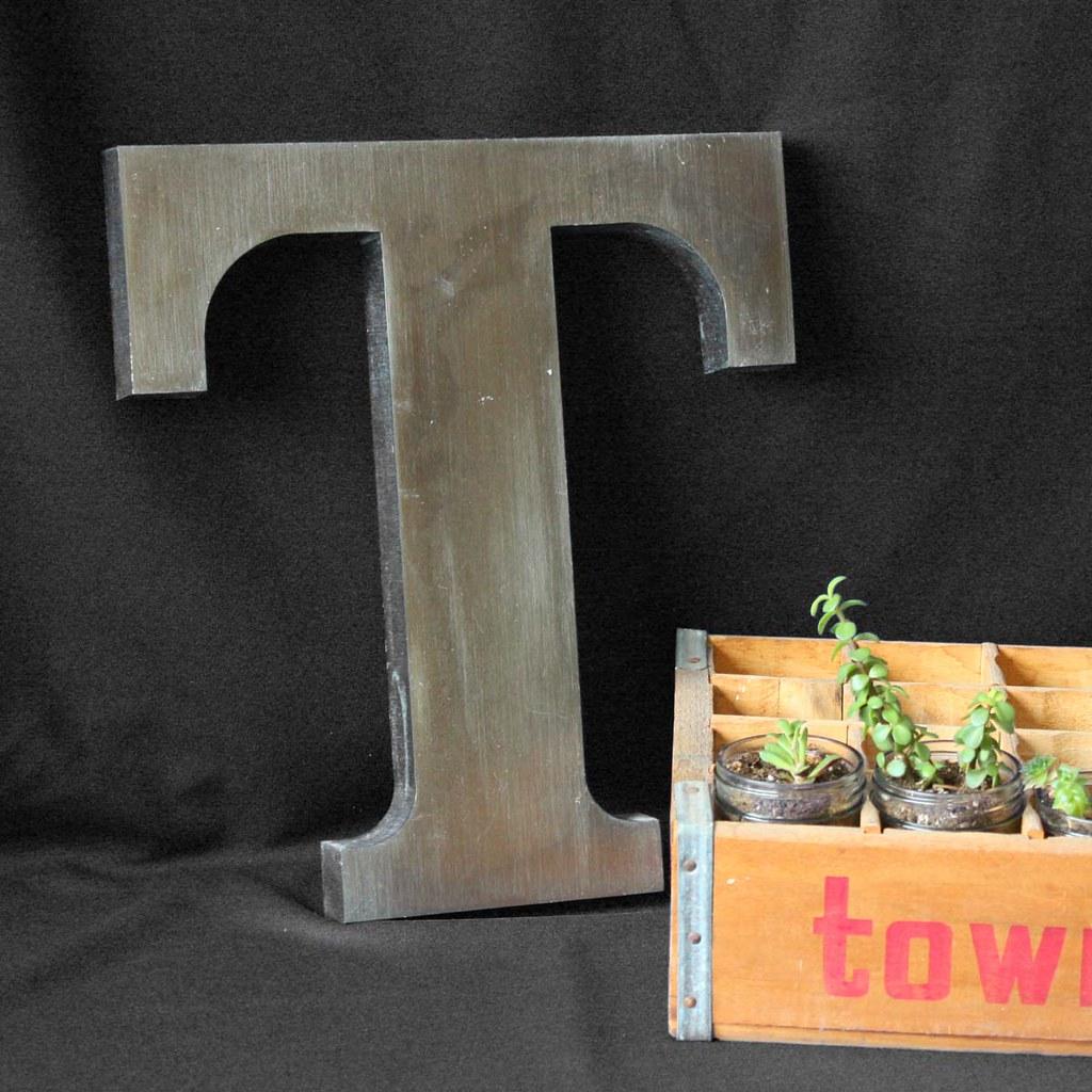 Letter T Large-6