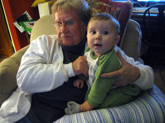 KFP with Grandma