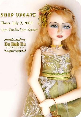 Art Dolls on Etsy