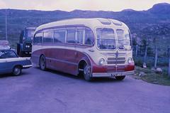 Sutherland FFS865 Kinlochbervie (Guy Arab UF) Tags: baby bus buses scotland coach seagull transport sutherland kinlochbervie burlingham highlandomnibuses bedfordob scottishomnibuses ffs865