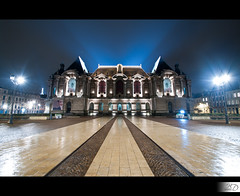 Palais des Beaux Arts de Lille (HD Photographie) Tags: france night pentax explorer arts des explore palais hd lille tamron nuit nord herv beaux k7 2011 dapremont hervdapremont