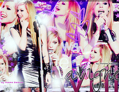 i'm thinking what the hell / (tatty scoralick (Thaiane Barbosa)) Tags: photoshop hell what avril blend lavigne