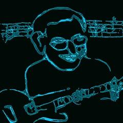 On Guitar ~ Joan Ramon!