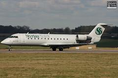 OE-LSC - 7299 - Styrian Spirit - Canadair CL-600-2B19 Regional Jet CRJ-200LR - Luton - 060301 - Steven Gray - IMG_0929