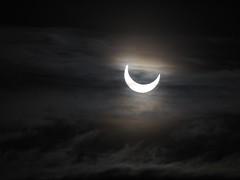 [フリー画像] 自然・風景, 夜空, 月, 月食, ドイツ, 201101100100
