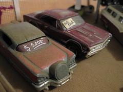 For Sale! (Designer & Custom Modelist) Tags: auto hot abandoned scale car yard model junk die wheels cast modelismo