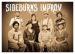Sideburns Improv at Slocum House Theatre in Vancouver WA