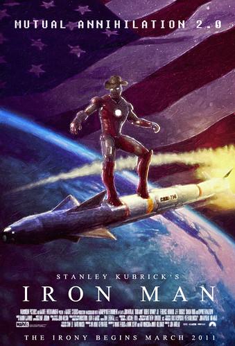 Kubrick's Iron Man