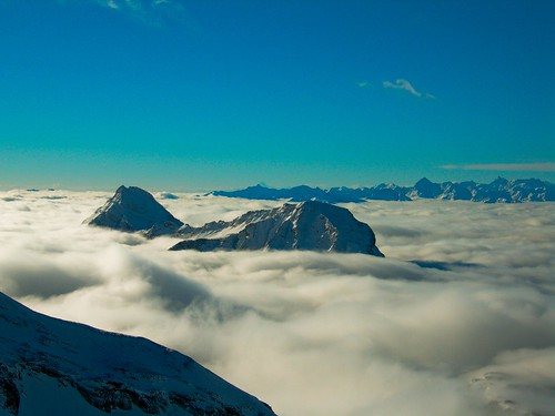 Plateau Rosa - 08.01.2011