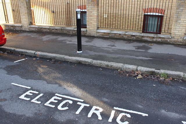 Electric Car Bays