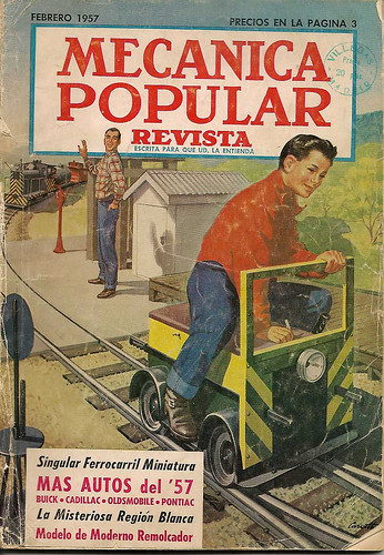 004-Mecanica Popular-Febrero 1957-via Ebay