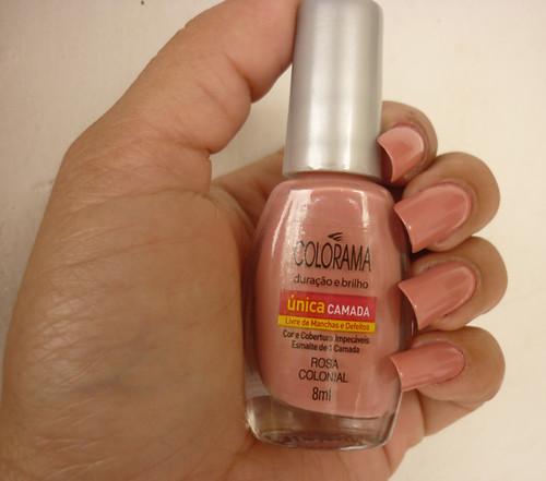 Rosa Colonial - Colorama