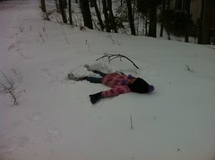 Sophie's Snow Angel