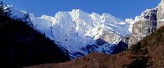 Cima dei Preti dalla Val Cimoliana (*Sepp da Nert*) Tags: snow mountains montagne neve montagna dolomiti friulane valcimoliana oltrepiave cimapreti