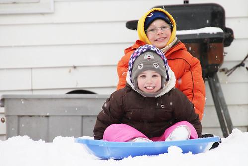 10/365 - Snow Day!
