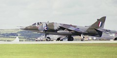 Hawker Siddeley  Harrier GR1 XV277 (Nigel Musgrove-2.5 million views-thank you!) Tags: show england jubilee air rolls 1977 gr1 royce harrier filton siddeley rnas culdrose xv277 modpe gr1hawker
