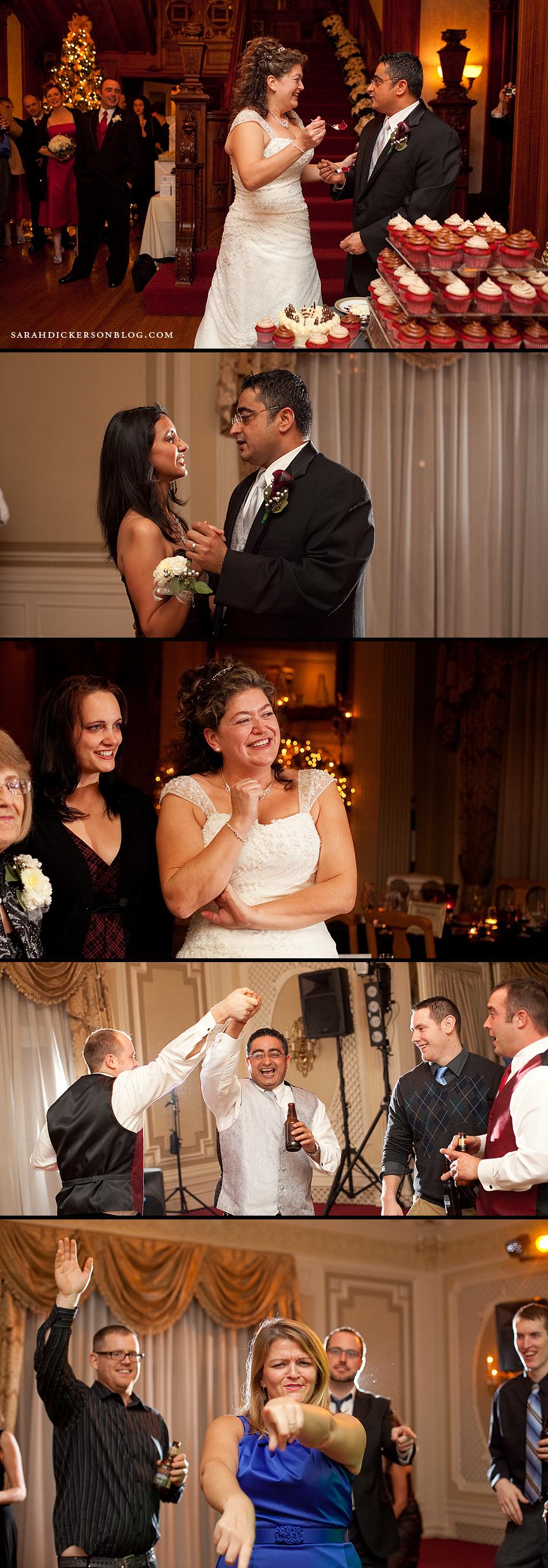 Loose Mansion Kansas City wedding photographers