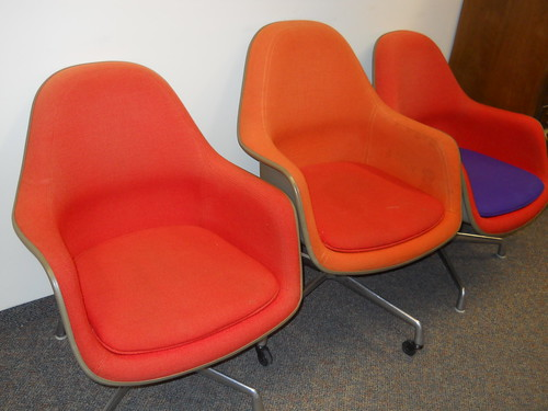Chairs in Penrose Library