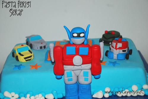 transformers pastası-demir