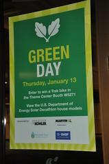 Green Day Banner (ENERGY.GOV) Tags: competition doe greenday departmentofenergy solardecathlon internationalbuildersshow solarhomes