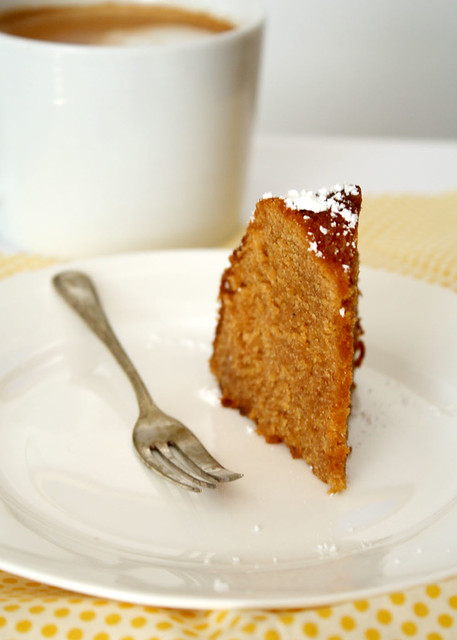 Gluten Free Scallywag_Honey Spice Cake 1