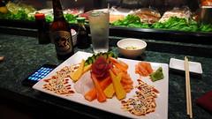 FL * 7 (aaronwtong) Tags: leica food dinner sushi lumix sapporo florida panasonic dining japanesefood 169 sushibar chirashi trip lx5 business pekingtokyorestaurantslounge