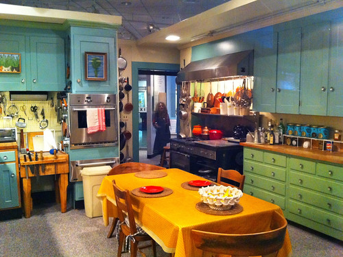 Julia Childs' Kitchen, HDR