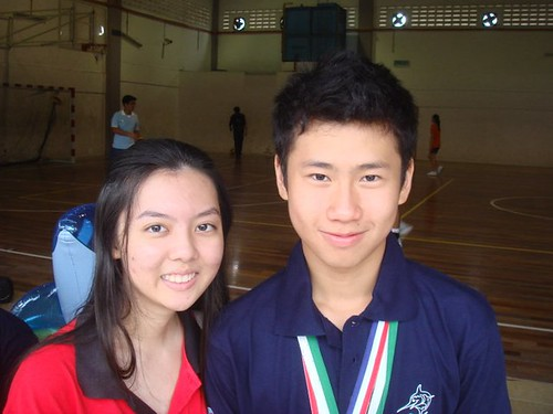 Chee Li Kee and Lawton Cha