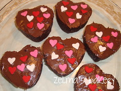 St. Valentine Brownies