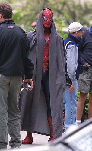 34 fotomontaje del traje negro de spiderman