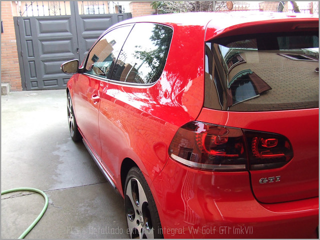 Detallado exterior VW Golf GTI mkVI-44