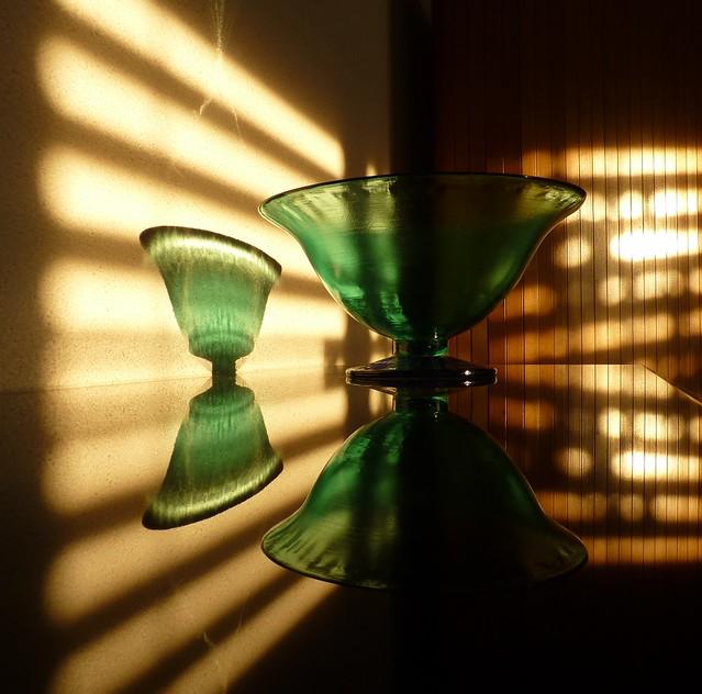 Vase Reflection 200 ISO
