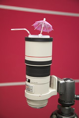 World's First Canon 300mm L Lens Cup (real L lens!) Charity Auction (DigitalRev) Tags: world charity cup canon lens flood auction first australia 300mm kai authentic f4l digitalrev digitalrevtv